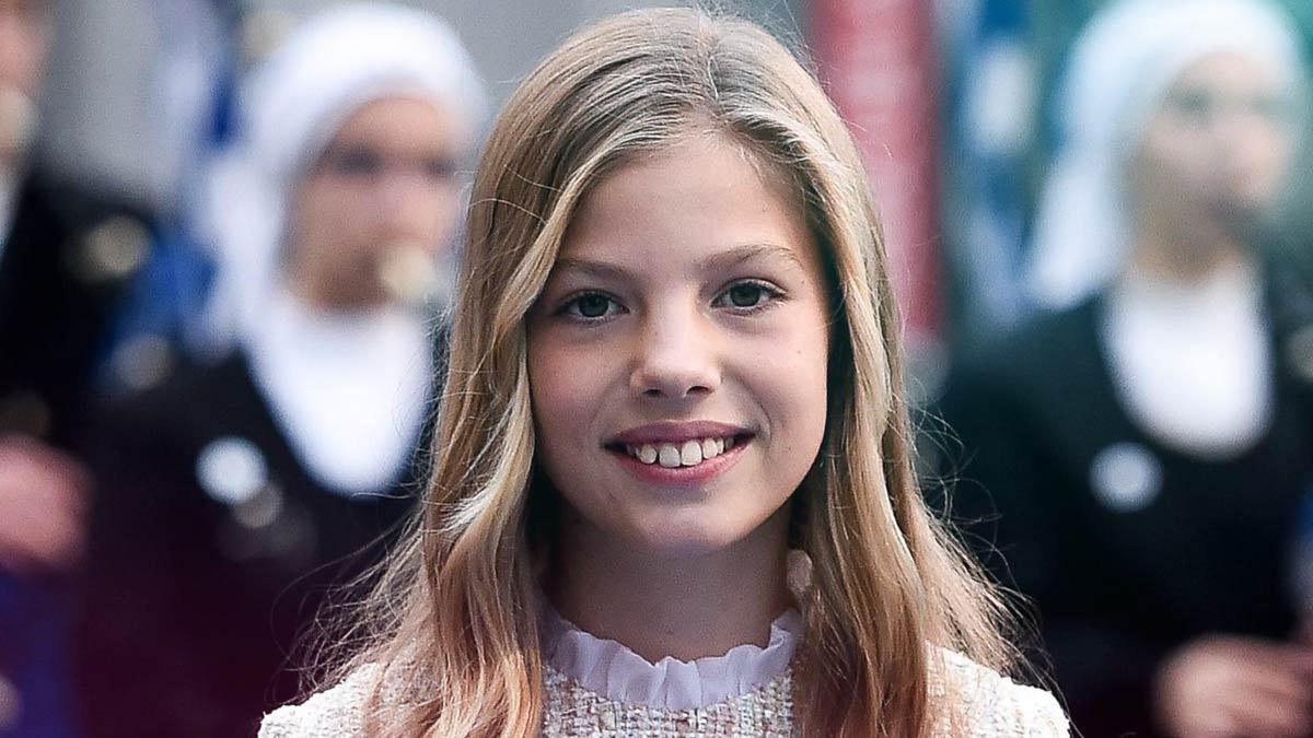 El look de la infanta Sofía en Mallorca