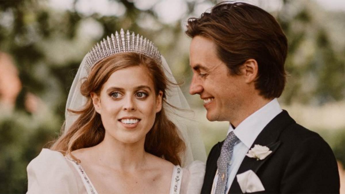 boda de Beatriz con Edoardo Mapelli