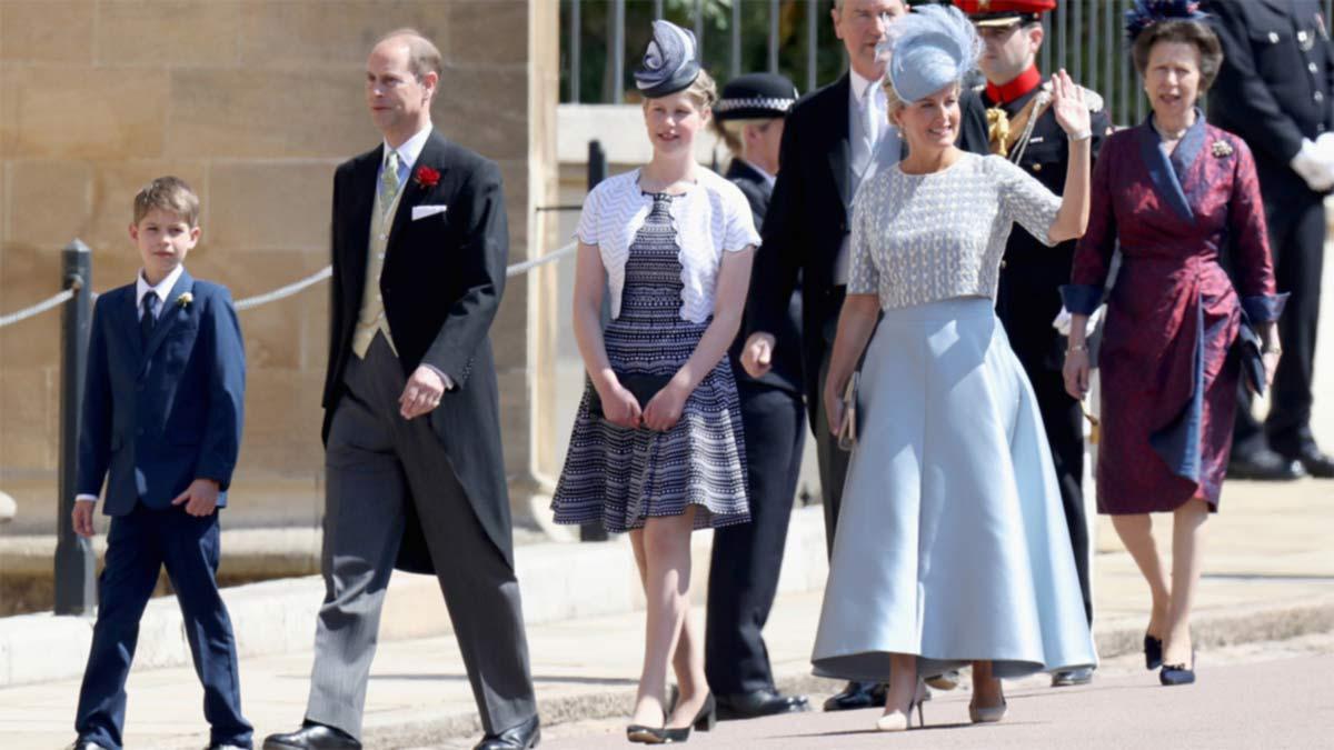 Deberes reales de Jacobo Mountbatten-Windsor