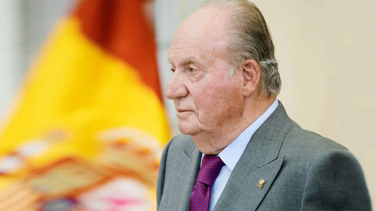 Regreso del rey Juan Carlos a España