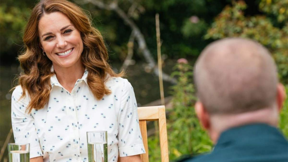 Nuevo embarazo de Kate Middleton
