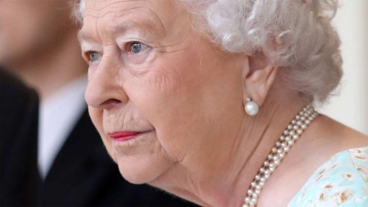 Ayuda del departamento del Tesoro a la fortuna de la reina Isabel II