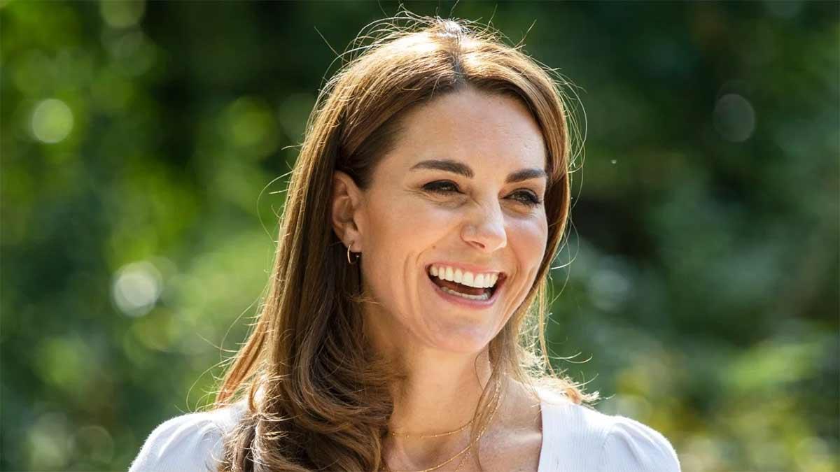 nuevo título real de Kate Middleton