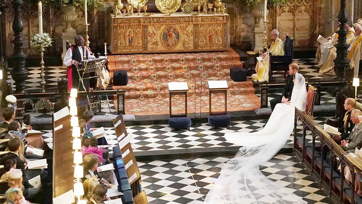 obispo de la boda de Meghan y Harry
