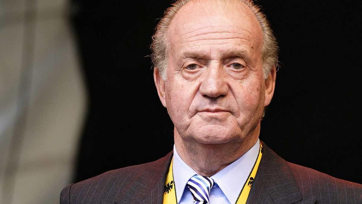 Retorno del rey Juan Carlos a España