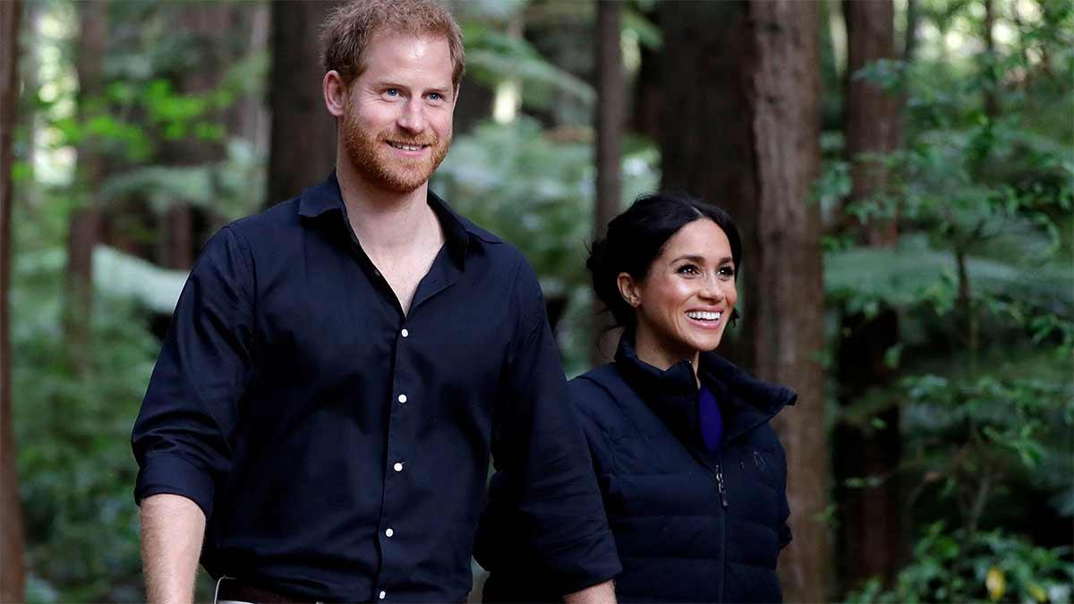 Mudanza del príncipe Harry a California » Enrique de Sussex