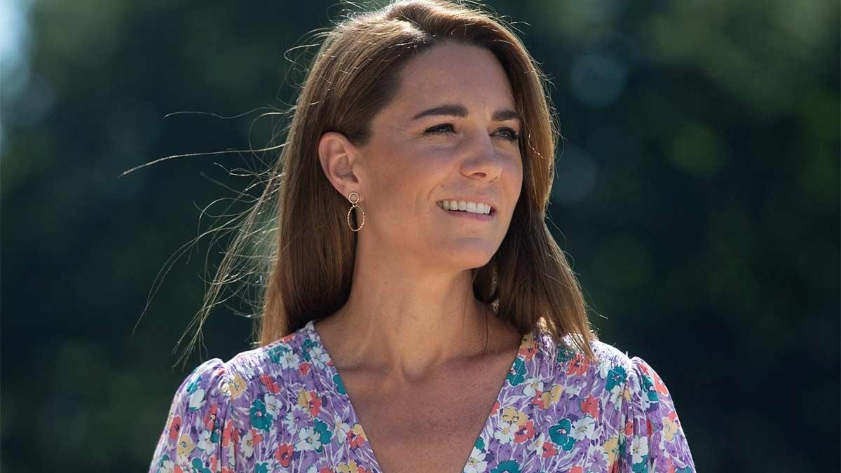 ¿Dónde está Kate Middleton?