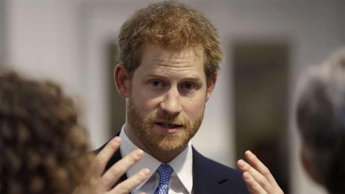 Aclaran participación del príncipe Harry en los Juegos Invictus