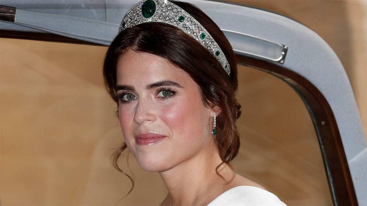 Mudanza de la princesa Eugenia
