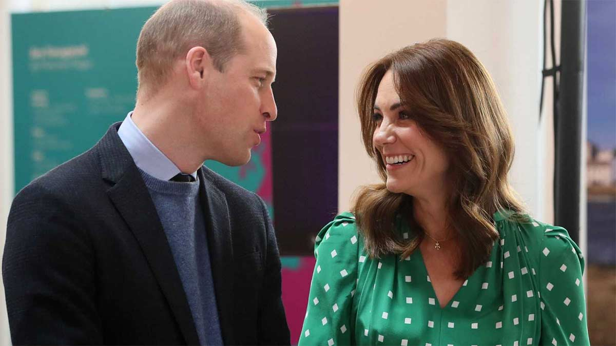Entrevista de Kate Middleton y el príncipe William