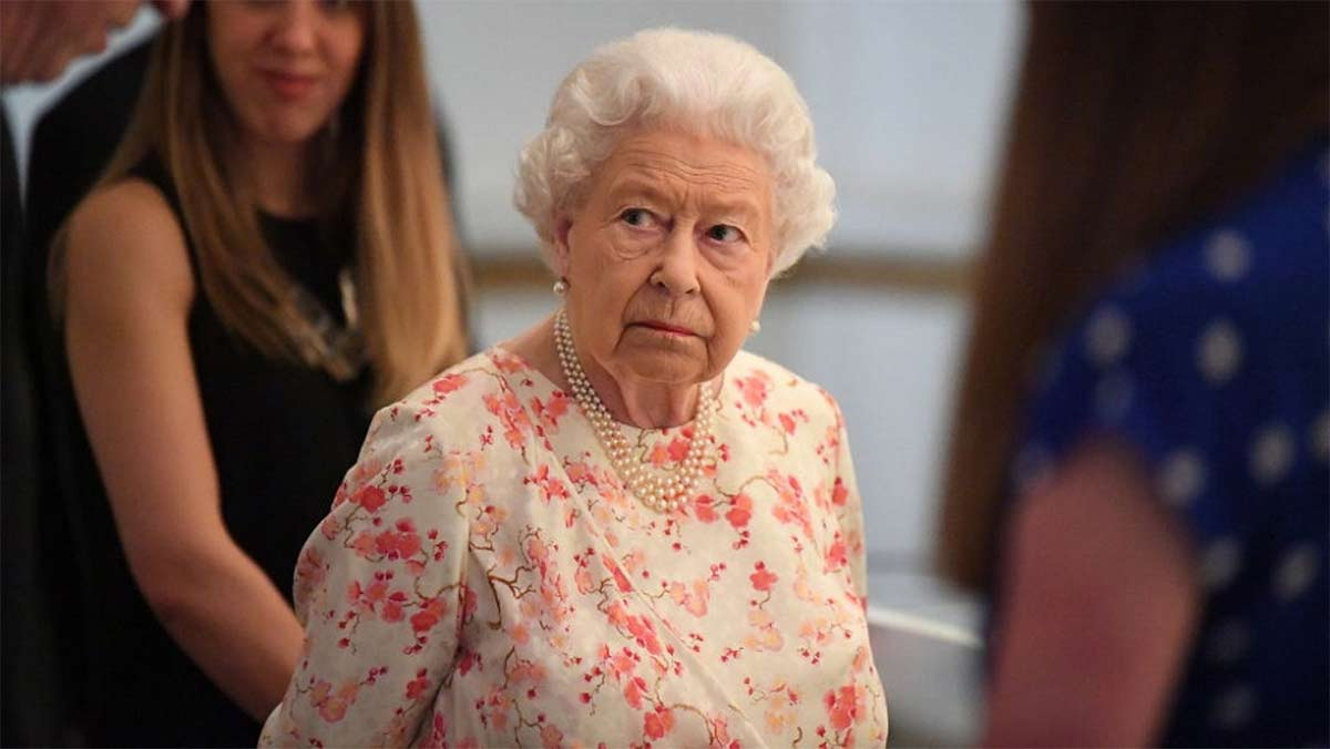 Compromisos oficiales de la reina Isabel II del 2020