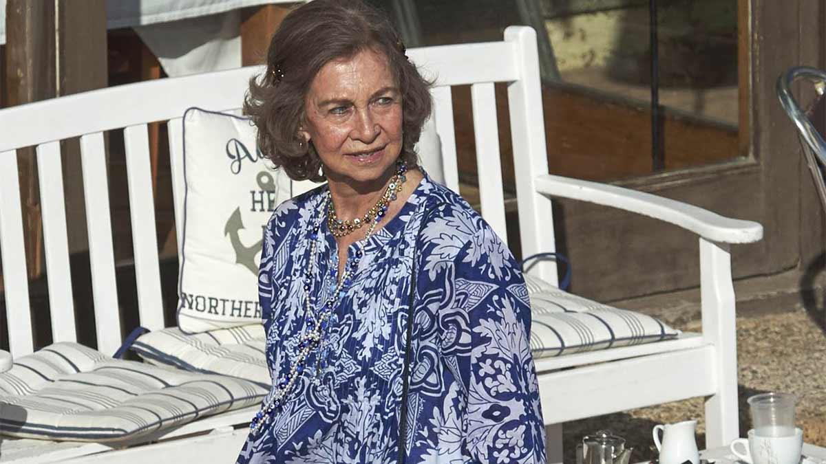 Reina Sofía en Mallorca