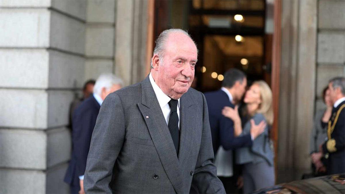 Fecha para el regreso de Juan Carlos a España