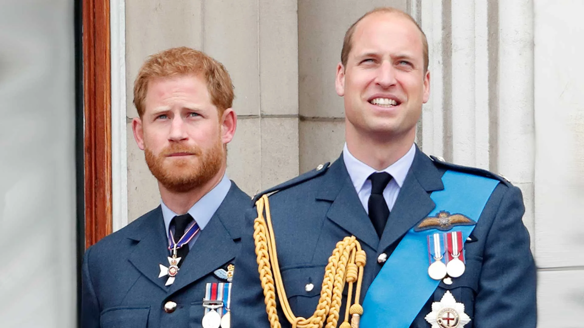 Problemas entre el príncipe William y Harry