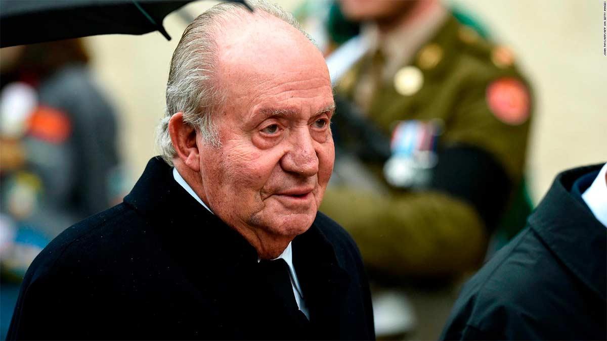 mudanza del rey Juan Carlos a República Dominicana