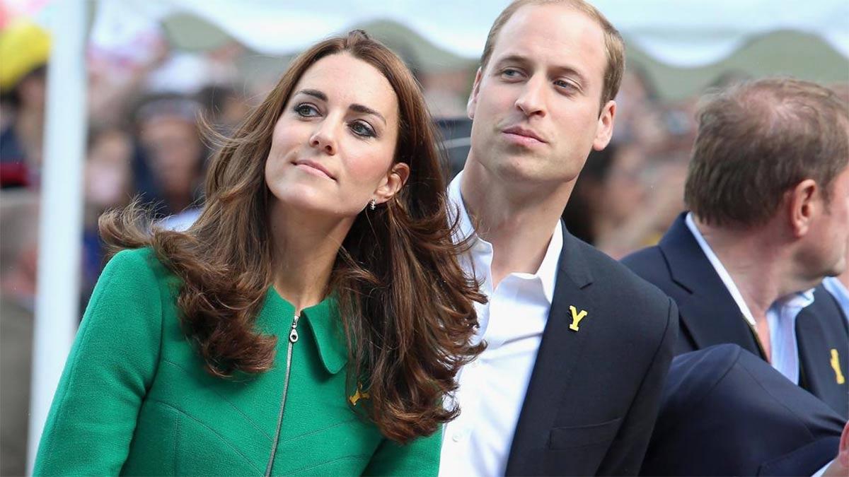 Nuevo empleado de William y Kate