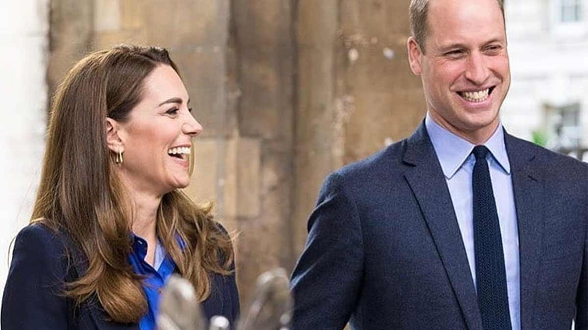 Kate Middleton en traje