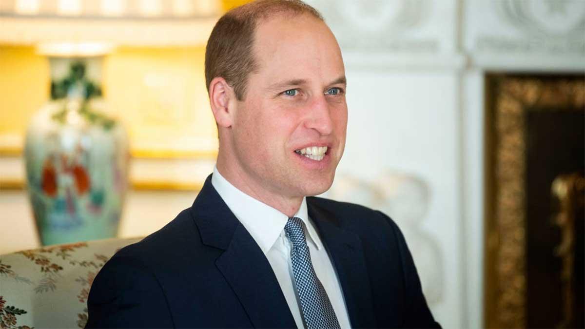Mensaje del príncipe William por el cambio climático