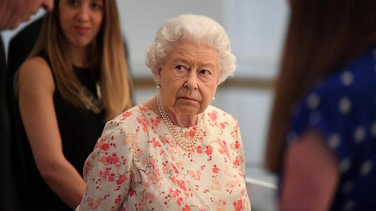 Compromisos oficiales de la reina Isabel II