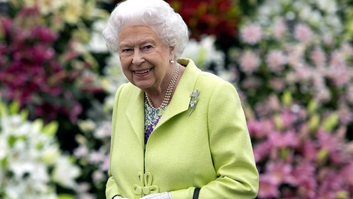 mensaje de la reina Isabel a los medios