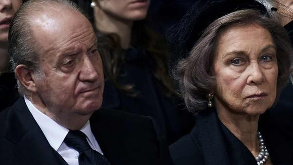 investigación contra el rey Juan Carlos y doña Sofía