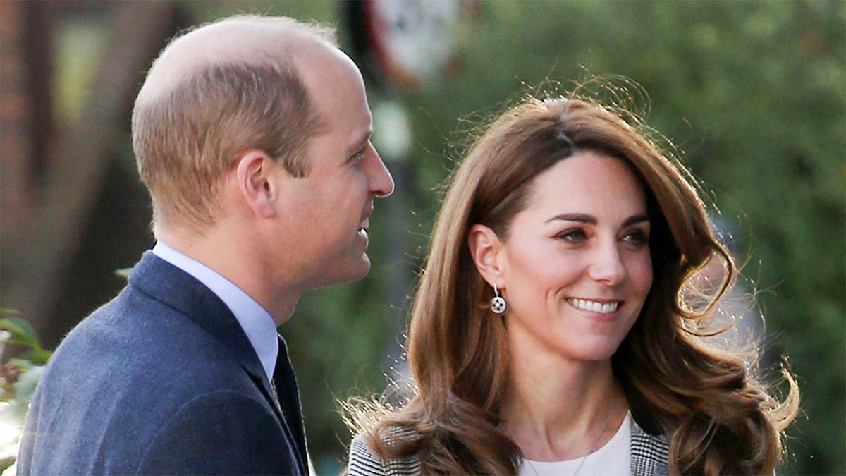 Navidad del príncipe William y Kate Middleton