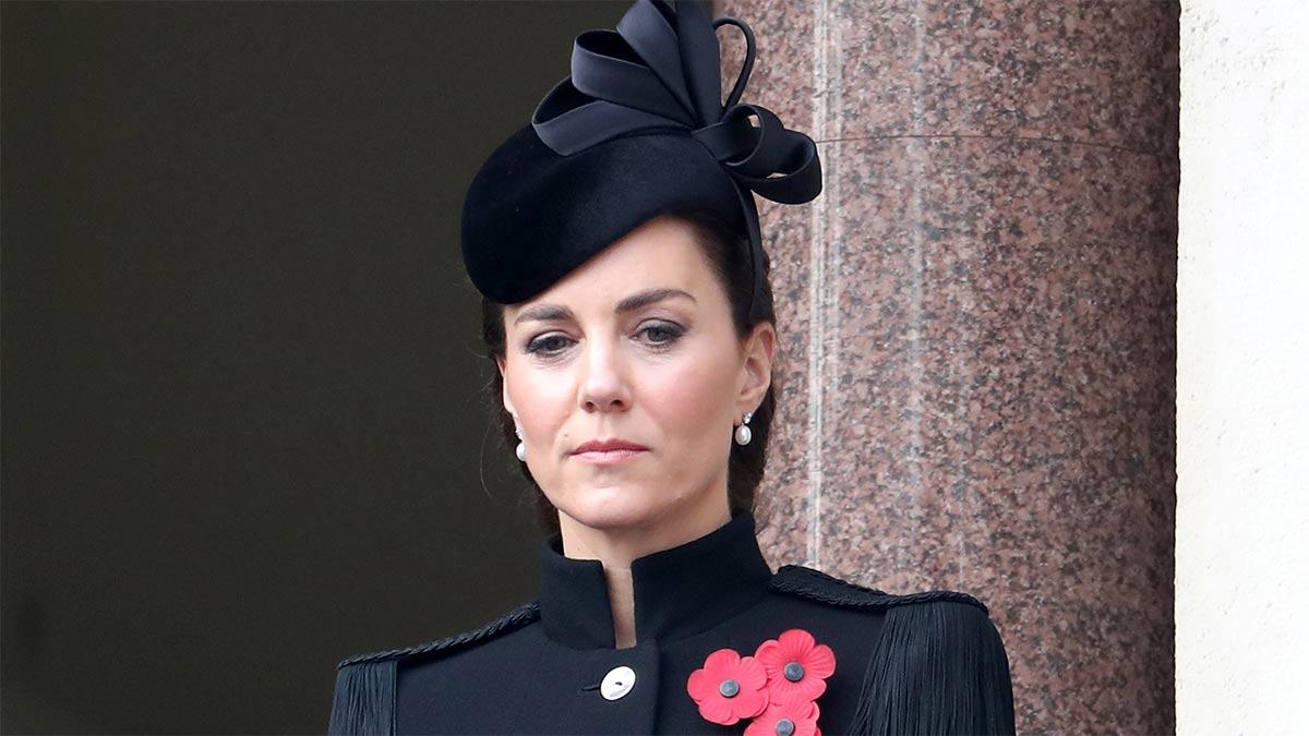Kate Middleton en el Día del Recuerdo » Catalina de Cambridge