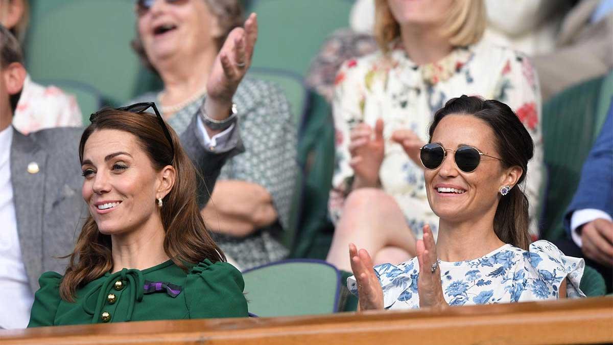 Relación entre Kate y Pippa Middleton