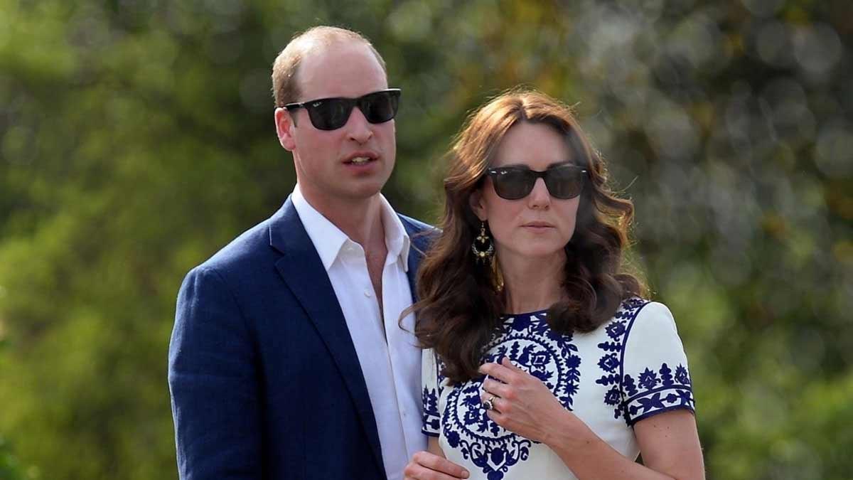 vacaciones de William y Kate