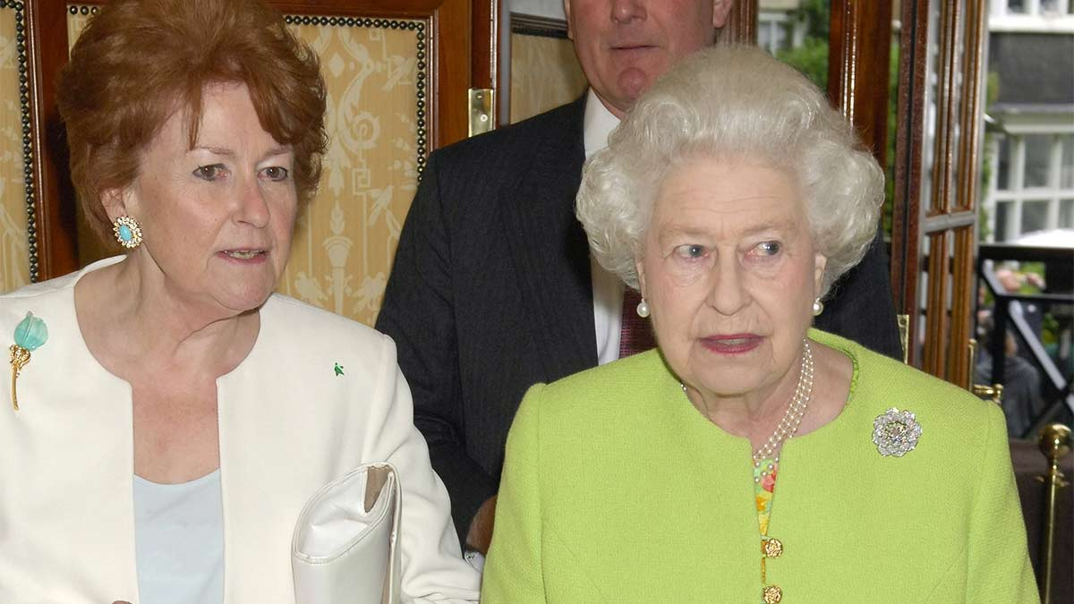 muerte de la prima de la reina Isabel II