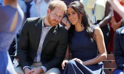 Equipo de prensa de Meghan Markle y el príncipe Harry