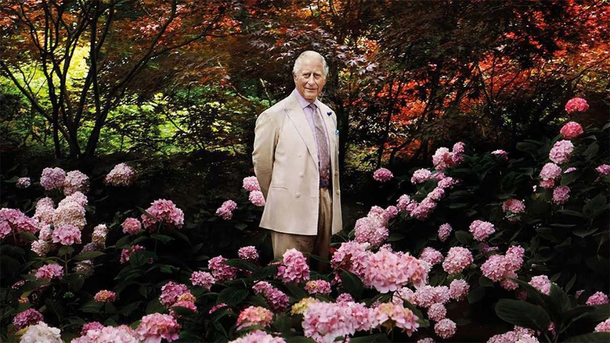 Entrevista del príncipe Carlos en Vogue