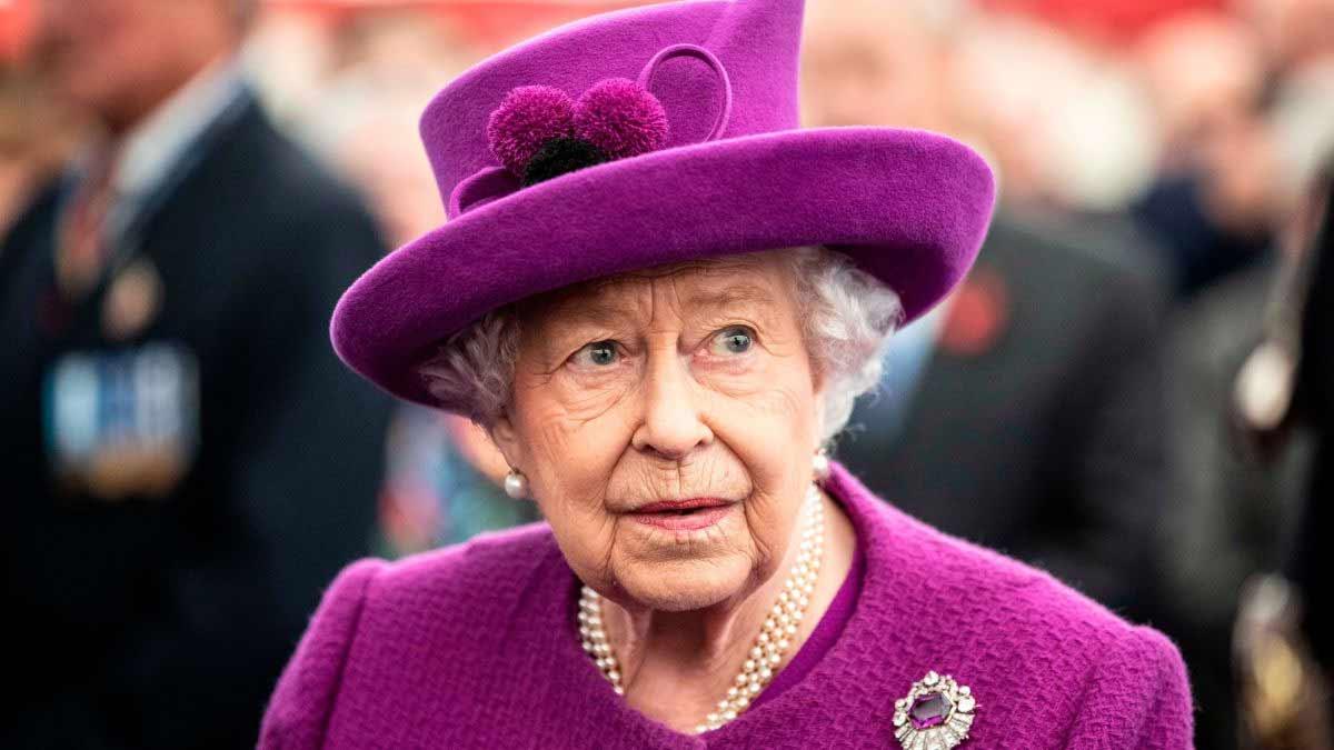 confinamiento de la reina Isabel y el duque de Edimburgo