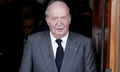 Título del rey emérito de Juan Carlos I