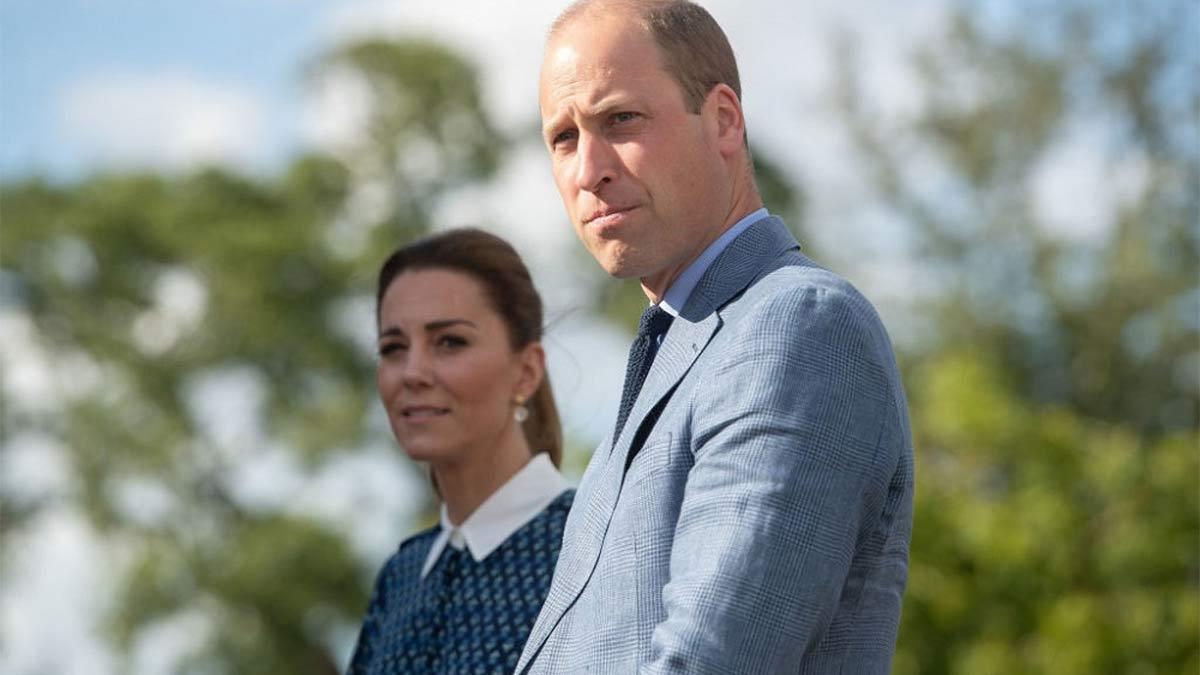 ruptura de William y Kate