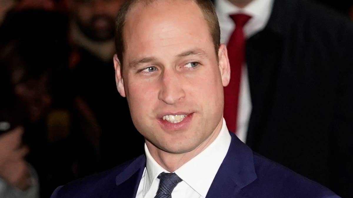 Princesa Diana sobre el príncipe William