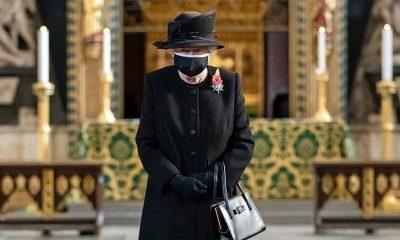 Vacunación de la reina Isabel y el Príncipe Felipe contra la covid-19